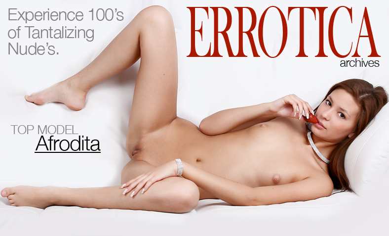 Erotic Photography at Errotica Archives